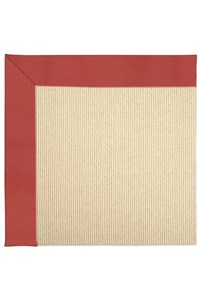Capel Rugs Creative Concepts Beach Sisal - Canvas Paprika (517) Rectangle 12' x 15' Area Rug
