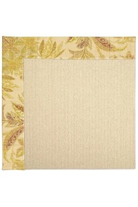 Capel Rugs Creative Concepts Beach Sisal - Cayo Vista Sand (710) Rectangle 12' x 15' Area Rug