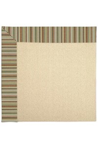 Capel Rugs Creative Concepts Beach Sisal - Dorsett Autumn (714) Rectangle 12' x 15' Area Rug