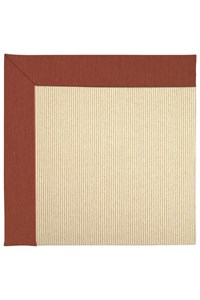 Capel Rugs Creative Concepts Beach Sisal - Canvas Brick (850) Rectangle 12' x 15' Area Rug