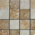 "MS International Venice: Mixed 12"" x 12"" Mosaic Porcelain Tile NVENMIXED2X2"
