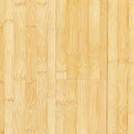 "USFloors Natural Bamboo Locking Collection: Horizontal Natural 3/8"" x 5"" Engineered Bamboo 609HN"