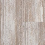 Mannington Adura Rectangles Luxury Vinyl Tile: Cascade Harbor Beige AR301