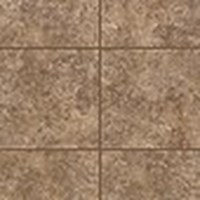 "Mohawk Bella Rocca: Tuscan Brown 6"" x 6"" Ceramic Tile 6571"