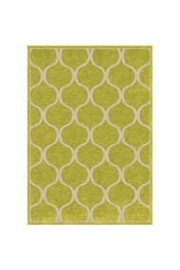 Shaw Living Kathy Ireland Home Essentials French Countryside (Celadon) Runner 2'3