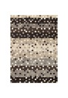 Shaw Living Kathy Ireland Home Essentials Imperial Bouquet (Ebony) Runner 2'3