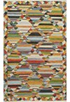 Shaw Living Kathy Ireland Home Gallery New York Skyline (Gold) Runner 2'6