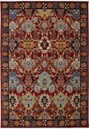 Shaw Living Antiquities Tabriz Trellis (Navy) Rectangle 3'10