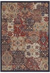 Shaw Living Origins Terra (Multi) Rectangle 9'3