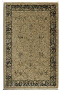 Nourison Collection Library Alexandria (AL05-BRN) Rectangle 5'6