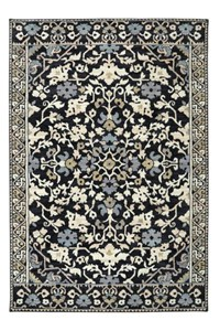 Nourison Collection Library Alexandria (AL08-BRN) Rectangle 5'6