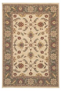 Nourison Collection Library Aspects (AP02-MTC) Rectangle 7'6