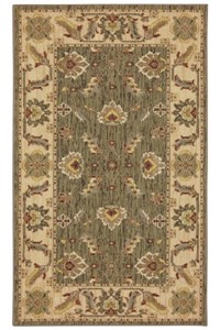 Nourison Collection Library Aspects (AP03-MTC) Rectangle 7'6