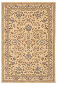 Nourison Collection Library Chambord (CM14-LGD) Rectangle 7'6