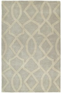 Nourison Collection Library Chambord (CM13-IV) Rectangle 7'6