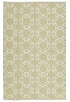 Nourison Collection Library Country Heritage (H301-YEL) Rectangle 3'6