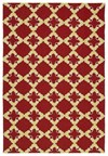 Nourison Signature Collection Heritage Hall (HE13-BRK) Rectangle 2'6