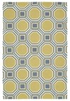 Nourison Nourtex India House (IH17-GLD) Rectangle 8'0