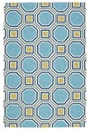 Nourison Nourtex India House (IH18-GRE) Rectangle 8'0