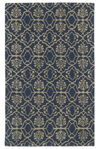 Nourison Nourtex India House (IH63-BRN) Rectangle 5'0