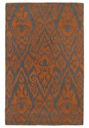 Nourison Collection Library Jaipur (JA13-RUS) Rectangle 3'9