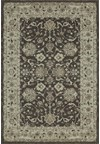 Nourison Collection Library Living Treasures (LI05-BLK) Rectangle 9'9