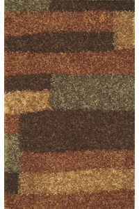 Nourison Signature Collection Nourison 3000 (3107-BRN) Rectangle 12'0