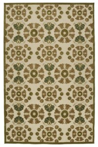 Nourison Signature Collection Nourmak (S174-OLI) Rectangle 12'0