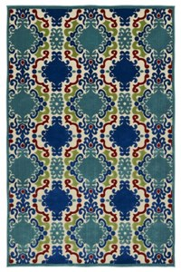 Nourison Signature Collection Nourmak (S194-AQU) Rectangle 12'0