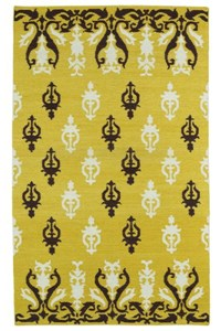 Nourison Collection Library Parthia (PT03-RUS) Rectangle 7'6