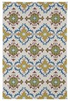 Nourison Signature Collection Tahoe (TA02-GLD) Rectangle 3'9