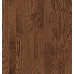 "Bruce Dundee Strip Oak: Saddle 3/4"" x 2 1/4"" Solid Oak Hardwood CB217"