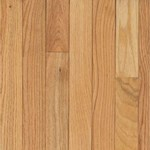 "Bruce Waltham Strip Oak: Natural 3/4"" x 2 1/4"" Solid Oak Hardwood C8200"