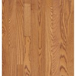 "Bruce Dundee Plank Red Oak: Butterscotch 3/4"" x 5"" Solid Red Oak Hardwood CB5216Y"