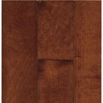 "Bruce Kennedale Prestige Plank Maple: Cherry 3/4"" x 3 1/4"" Solid Maple Hardwood CM3728"