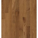 "Bruce Natural Choice Oak: Mellow 5/16"" x 2 1/4"" Solid Oak Hardwood C5014LG"