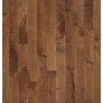"Bruce Kennedale Strip Maple: Hazelnut 3/4"" x 2 1/4"" Solid Maple Hardwood CM715"