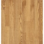 "Bruce Bristol Strip Oak: Seashell 3/4"" x 2 1/4"" Solid Oak Hardwood CB330"