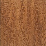 "Bruce Turlington Plank Oak: Gunstock 3/8"" x 3"" Engineered Oak Hardwood E531"