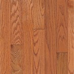"Robbins Ascot Strip Oak: Topaz 3/4"" x 2 1/4"" Solid Oak Hardwood 5188T"