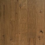 "Columbia Hand Sculpted Amelia: Burlap Hickory 1/2"" x 5"" Engineered Hardwood AMH513F"