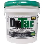 DriTac 6200 Pressure Sensitive Flooring Adhesive - 4 Gallon Bucket