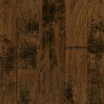 "Armstrong Artesian Hand-Tooled: Artesian Harvest 1/2"" x 4"", 5"" & 6"" Random Width Engineered Hickory Hardwood EMW6303Z"