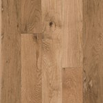 "Armstrong American Scrape: Natural 3/4"" x 5"" Solid White Oak Hardwood SAS501"