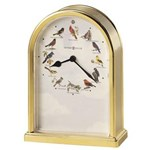 Howard Miller 645-405 Songbirds of North America III Anniversary & Musical Clock