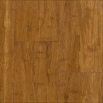 "LW Mountain Bamboo:  Strand Woven Carbonized 9/16"" x 3 3/4"" x 72"" Solid Bamboo LWS67S6.1"