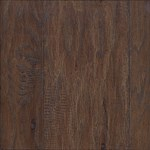 "Shaw Pebble Hill: Weathered Saddle Hickory 3/8"" x 3 1/4"" Engineered Hardwood SW354 941"