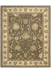 Capel Rugs Creative Concepts Cane Wicker - Canvas Neptune (477) Octagon 4' x 4' Area Rug
