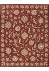 Capel Rugs Creative Concepts Cane Wicker - Fortune Lava (394) Octagon 12' x 12' Area Rug
