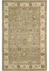 Capel Rugs Creative Concepts Cane Wicker - Capri Stripe Breeze (430) Runner 2' 6